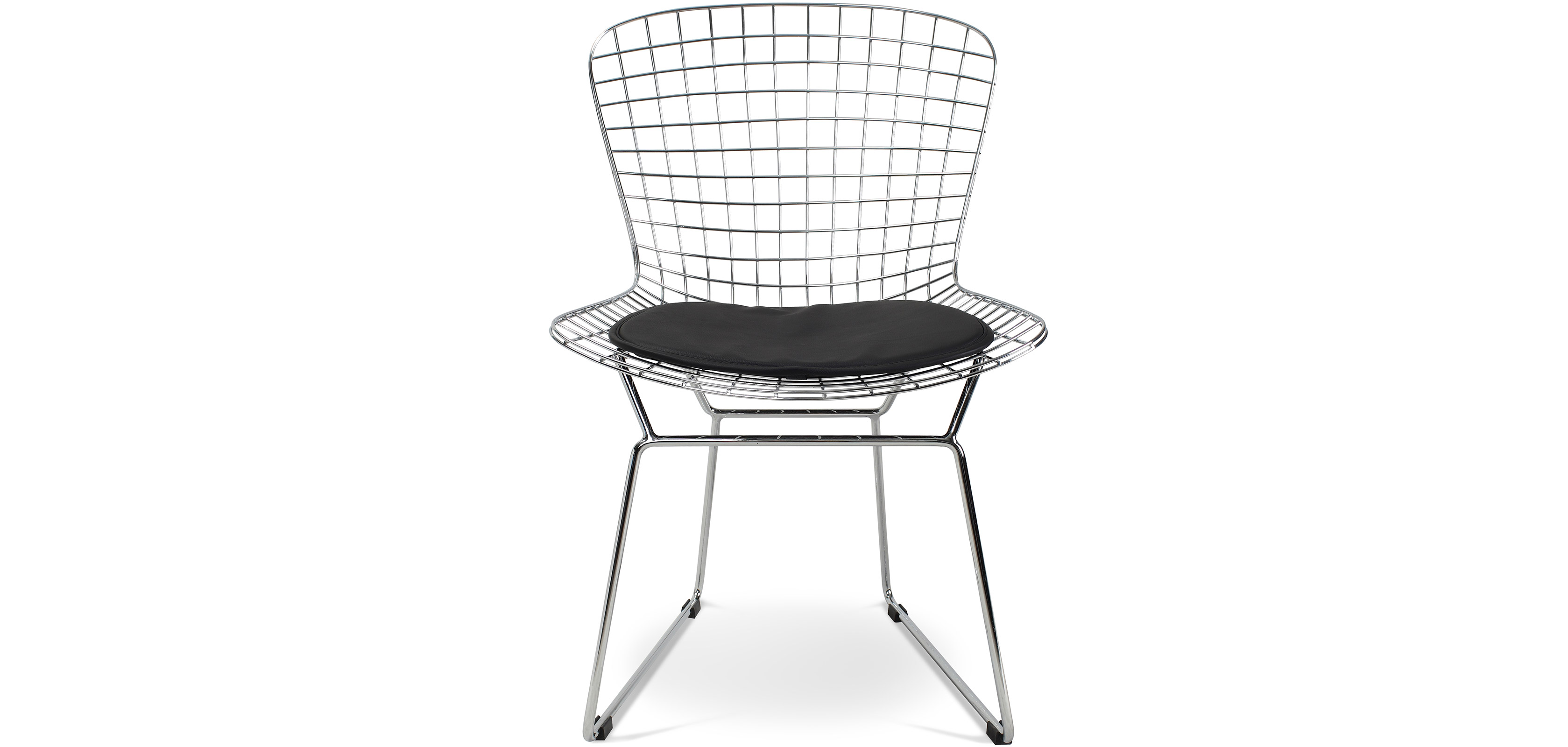 dining eames chair chairs pad miller wire dkr with herman gallery bikini