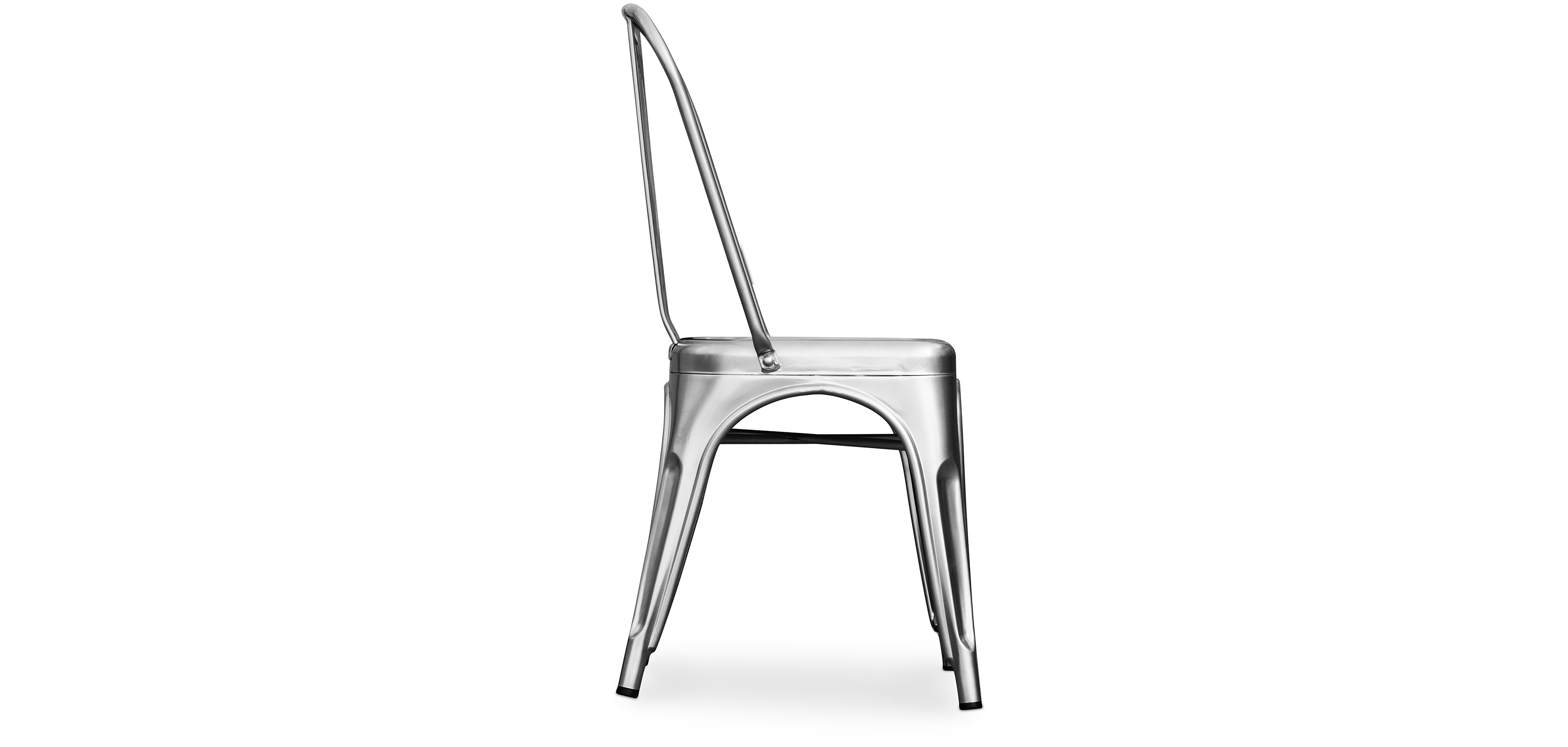 quantity stackable style cartier moq chrome gold order needed steel side rose products chairs tolix minimum chair