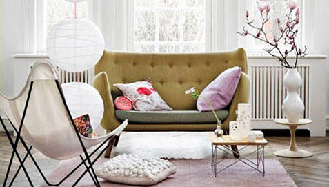 If You Want To Give Your Interiors An Unsurpassed Nordic Touch This  3 Seater Sofa Surely Will Help You With That.