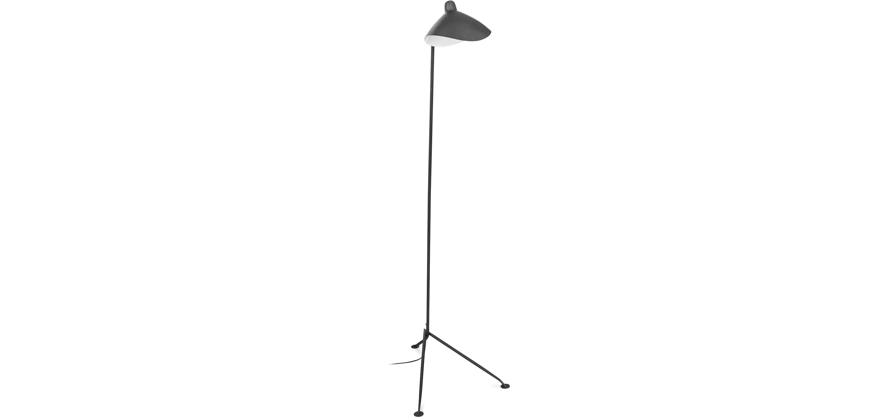 Mfl 1 floor lamp serge mouille style arubaitofo Choice Image