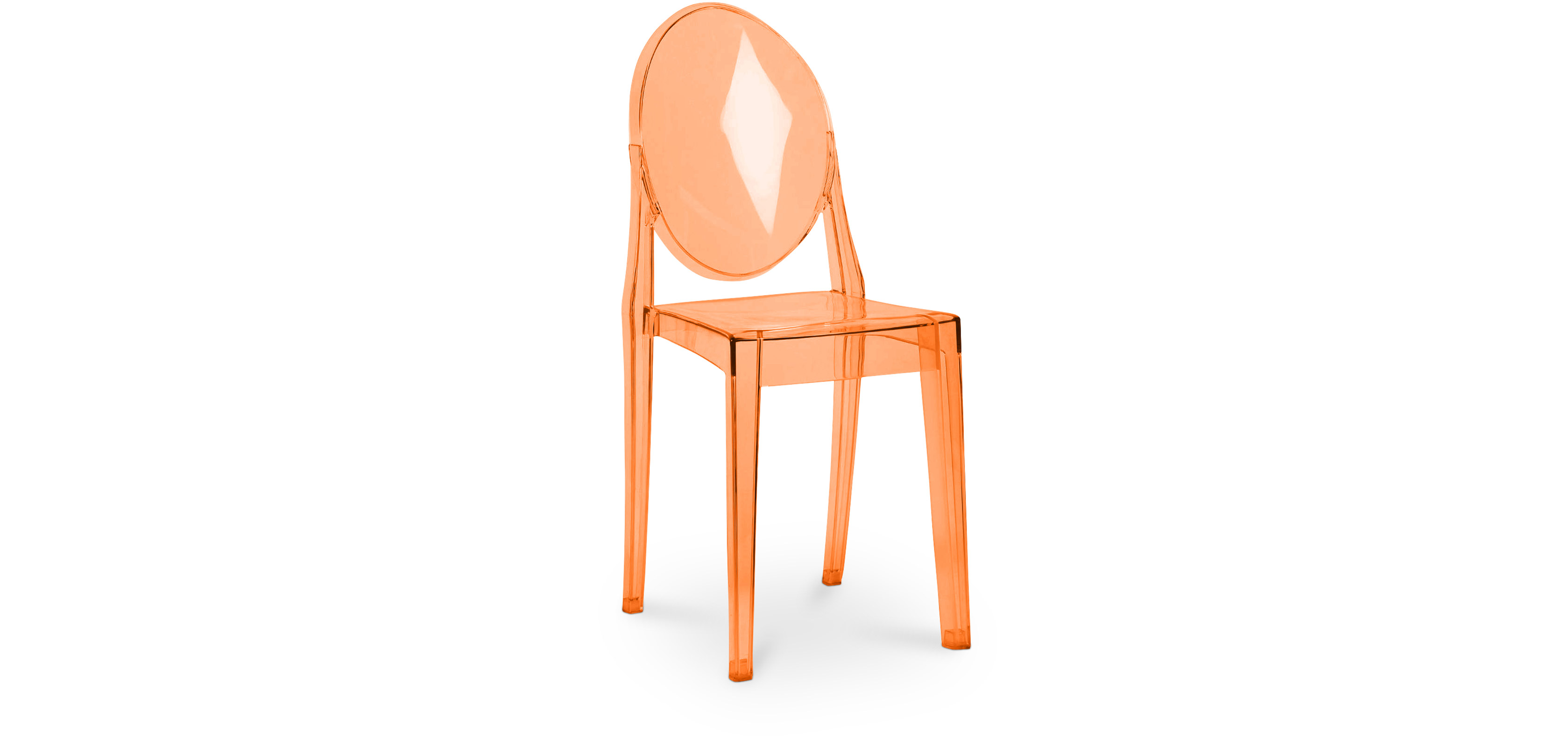 kartell with here transparent click de ghost for images mod louis more chair starck silla