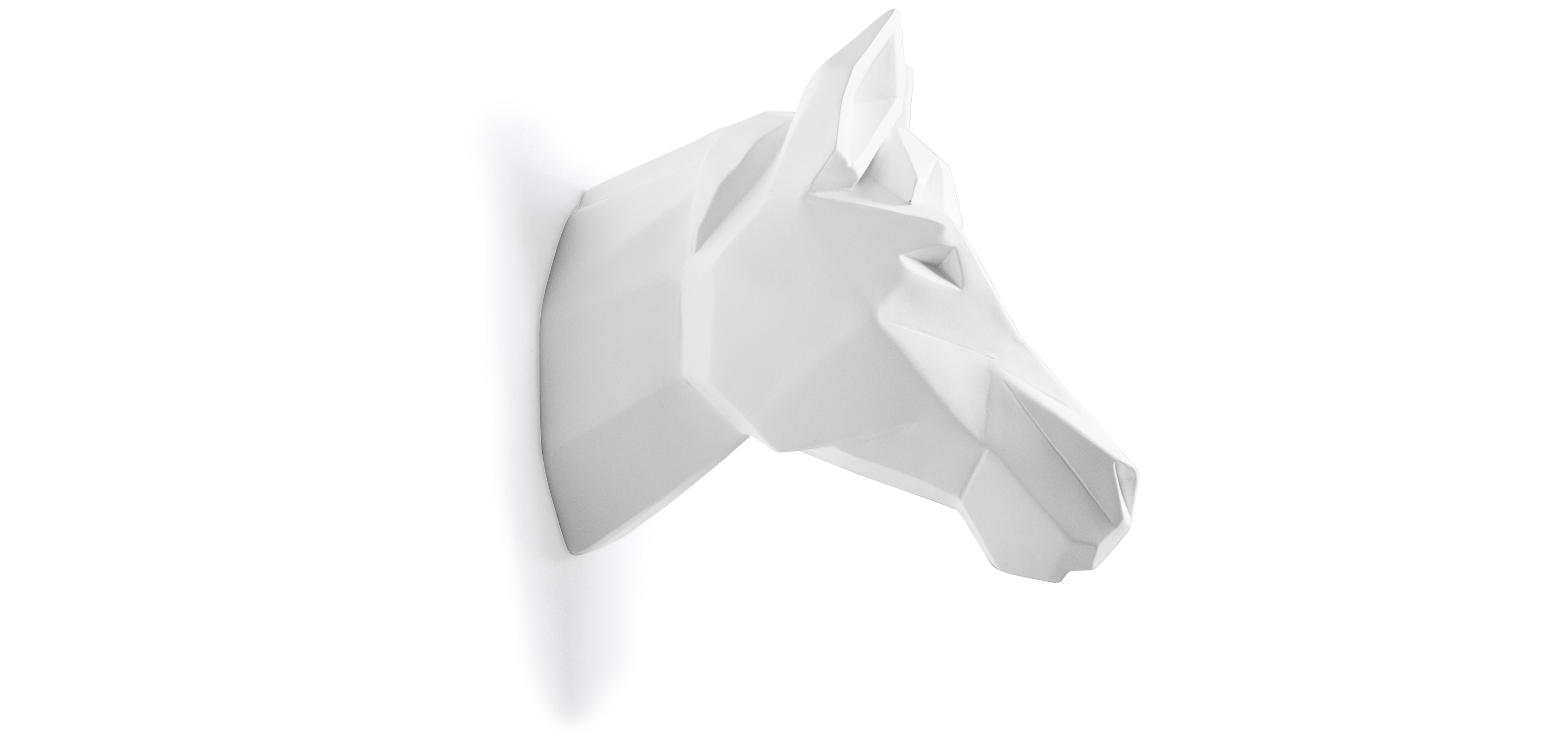 Origami Horse Head