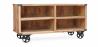 Buy Industrial style TV cabinet - Kanda Natural wood 59071 at Privatefloor