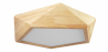 Buy Akira ceiling lamp - Wood Natural wood 59307 - in the UK