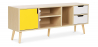 Buy TV unit sideboard Aren - Wood Yellow 59660 - prices