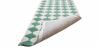 Buy Vintage long carpet Ivory / Green 58450 - prices