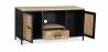 Buy Vintage industrial metal Tv cabinet Natural wood 58467 - prices
