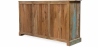 Buy Vintage Large wooden sideboard  Multicolour 58500 at Privatefloor