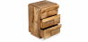 Buy Handmade wooden chest of drawers - Jakarta Natural wood 58878 in the United Kingdom