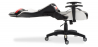 Buy Racing Gaming Office Chair White 59025 - in the UK