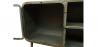Buy Industrial antique vintage TV cabinet Grange&Co iron Steel 54023 in the United Kingdom
