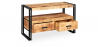 Buy Vintage industrial style Tv unit Natural wood 58466 - prices
