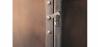 Buy Vintage Sideboard - Industrial Steel and Wood Black 27747 - in the UK