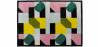 Buy Mosaic carpet Multicolour 58240 - in the UK