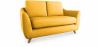 Buy Scandinavian style Sofa Fabric Yellow 58242 with a guarantee