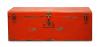 Buy Industrial vintage design locking trunk Orange 58326 - prices