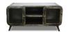 Buy Industrial antique vintage TV cabinet Grange&Co iron Steel 54023 - in the UK