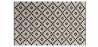 Buy Design Carpet Beige / Black 58454 - in the UK