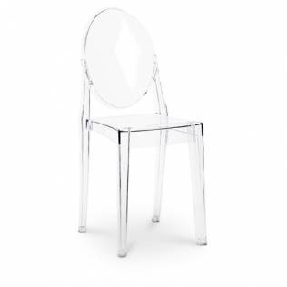 Buy Victoria Chair Transparent 16458 home delivery