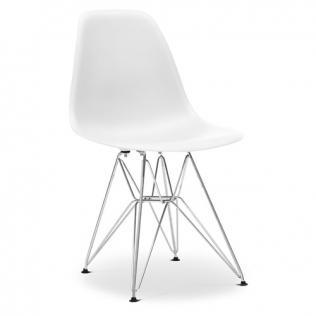 Buy Derwick Chair - Matt Black 33171 in the United Kingdom