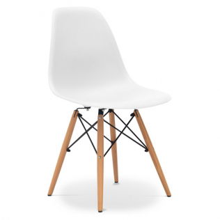 Buy Premium Deswick Chair  White 99933172 in the United Kingdom