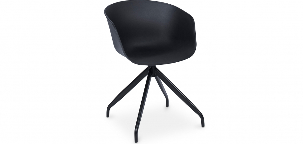 Buy Design Office Chair Black 59886 - in the UK