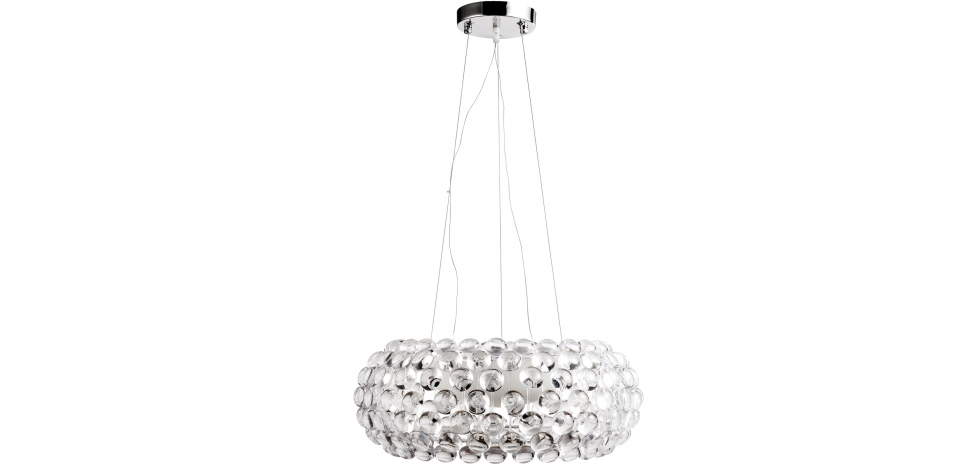 Buy Caboche lamp Patricia Urquiola  Transparent 53528 - in the UK