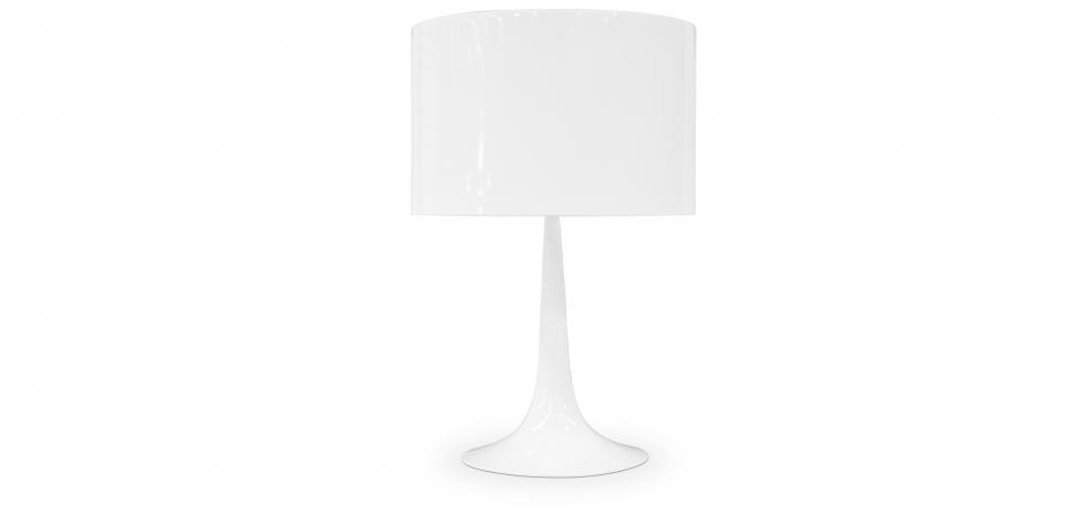 Buy Spun lamp Sebastian Wrong White 58277 - in the UK
