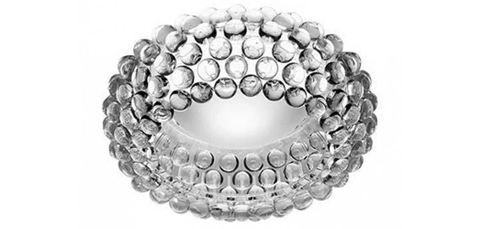 Buy Caboche ceiling lamp Patricia Urquiola Transparent 58432 - in the UK
