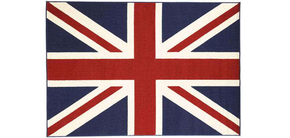 Buy Wool Flag Carpet Multicolour 58281 - in the UK