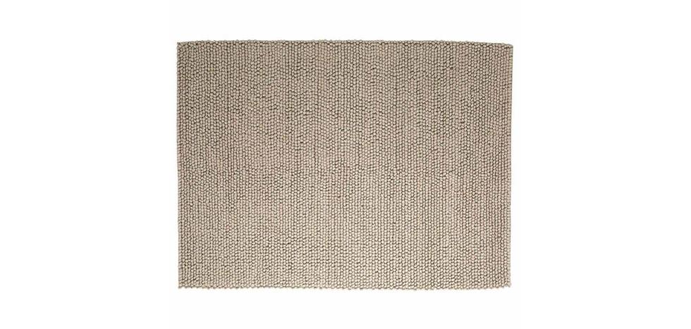 Buy Beige Wool Carpet Beige 58285 - in the UK